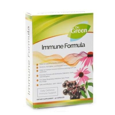 Immune Formula 30 capsules Dr. Green / Имунна формула 30 капсули Др. Грийн