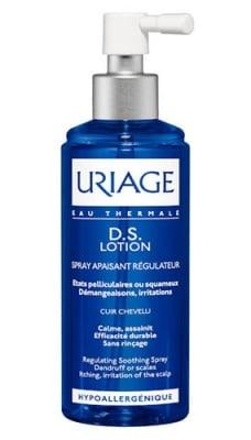 Uriage D.S. Regulating soothing spray 100 ml / Уриаж D.S. Лосион с регулиращо и успокояващо действие 100 мл.