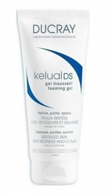 Ducray Kelual DS foaming gel 200 ml / Дюкре Келуал DS пенещ гел 200 мл.