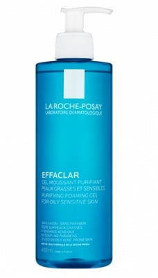 La Roche Effaclar Purifying foaming gel cleanser for oily skin 400 ml. / Ла Рош Ефаклар Почистващ гел за мазна кожа 400 мл.