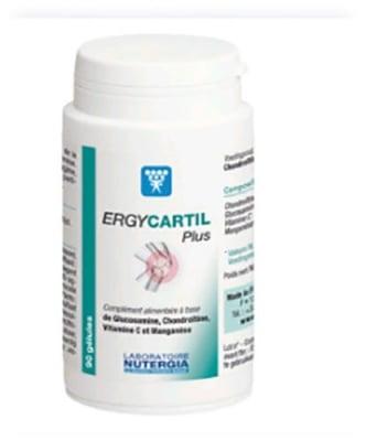 Ergycartyl plus 90 capsules Nutergia / Ерджикартил плюс 90 капсули