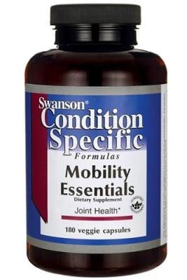 Swanson mobility essentials 180 capsules / Суонсън Добавка за пълноценно движение 180 капсули