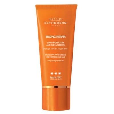 Esthederm Bronz Repair Face Cream 50 ml / Естедерм Бронз Рипеър Крем за лице с висока UV защита 50 мл.