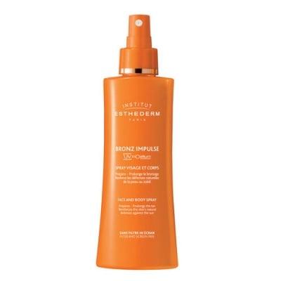 Esthederm Bronz Impulse Spray 150 ml / Естедерм Бронз Импулс Спрей за лице и тяло 150 мл.