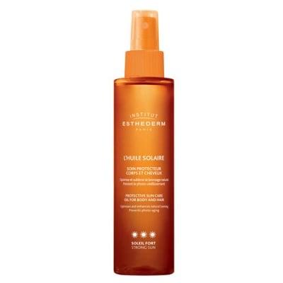 Esthederm Protective Sun Oil 150 ml / Естедерм Олио за коса и тяло с висока защита спрей 150 мл.