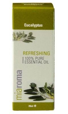Eucalyptus essential oil 10 ml MIAROMA / Етерично масло от Евкалипт 10 мл. MIAROMA