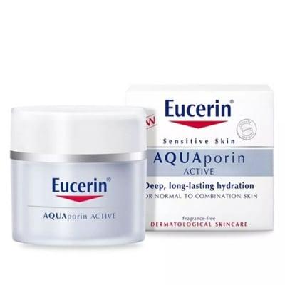 Eucerin Aquaporin Active Light Day cream 50 ml. / Еуцерин Аквапорин Актив Дневен крем за нормална до смесена кожа 50 мл.