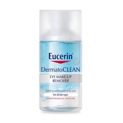 Eucerin Dermatoclean Eye make-up remover lotion 125 ml. / Еуцерин Дерматоклин Лосион за почистване на грим 125 мл.