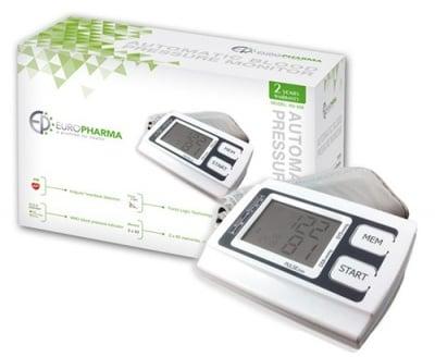 Digital device for blood pressure Europahrma / Електронен апарат за кръвно налягане Еурофарма КD-558