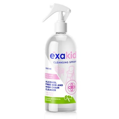 Exakid Cleansing Spray 500 ml / Почистващ спрей за детска стая 500 мл. Exakid