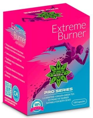 Extreme Burner 100 capsules Cvetita / Екстрийм Бърнър 100 капсули Цветита