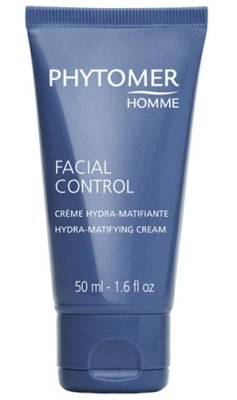 Phytomer facial control hydra-matifying cream 50 ml. / Фитомер Матиращ хидратиращ крем за мъже 50 мл.