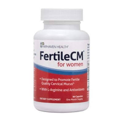 Fertile CM for women 90 capsules Fairhaven Health / Фертил СМ за жени 90 капсули Fairhaven Health