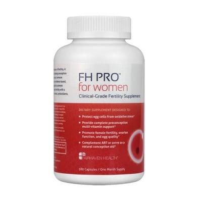 FH PRO for women 180 capsules Fairhaven Health / FH ПРО за жени 180 капсули Fairhaven Health