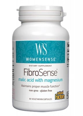 Fibrosense 90 capsules Natural Factors / Фибросенс 90 капсули Натурал Факторс