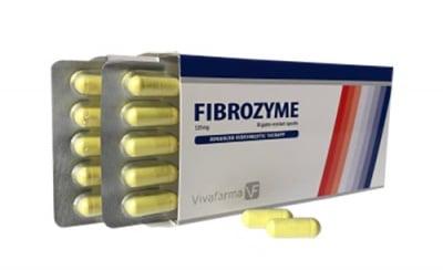 Fibrozyme 30 capsules / Фиброзим 30 стомашно-устойчиви капсули