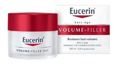 Eucerin Volume filler normal to combination skin SPF 15 50 ml / Еуцерин Волюм филър лифтинг крем за нормална до смесена кожа SPF 15 50 мл.