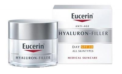 Eucerin Hyaluron Filler Day cream SPF 30 50 ml. / Еуцерин Хиалурон Филър Дневен крем SPF 30 50 мл.