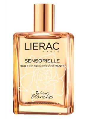 Lierac Sensorielle oil nutrition and hydration 3 fleurs 100 ml / Лиерак Сензориел масло от 3 цвята, линия бяло 100 мл.