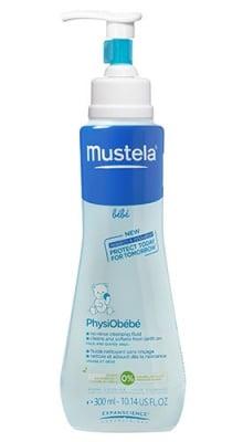 Mustela Physiobebe No Rinse cleansing fluid 300 ml / Мустела Physiobebe Почистващ флуид без изплакване 300 мл.