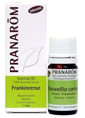 Pranarom essential oil frankincense 5 ml. / Пранаром етерично масло от тамян 5 мл.