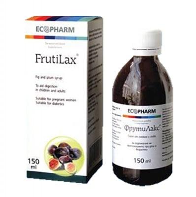 Fruti - lax syrup 150 ml. / Фрути - лакс сироп слабителен смокиня 150 мл.