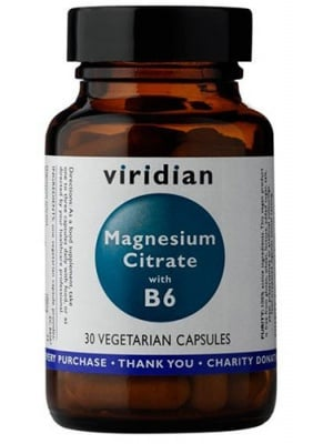Magnesium Citrate with Vitamin