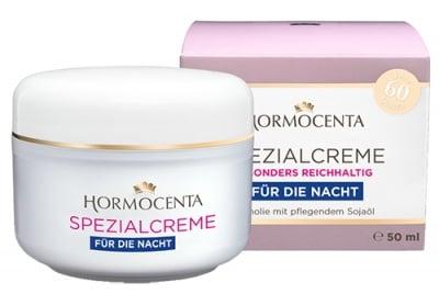 Hormocenta Special night cream for dry skin 50 ml. / Хормоцента Специален нощен крем лице за лице за суха и зряла кожа 50 мл.