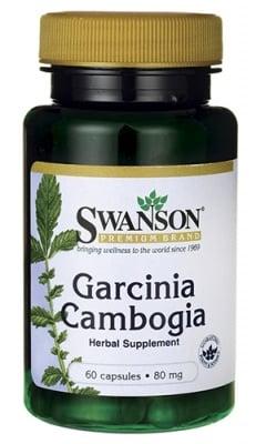 Swanson Garcinia cambogia 60 capsules / Суонсън Гарциния Камбоджа 60 капсули