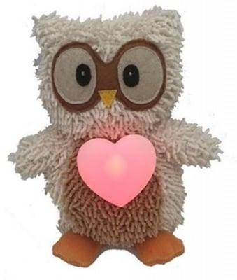 Innoliving anti colic toy owl with LED lights / Иноливинг Играчка бухал против колики с LED светлини