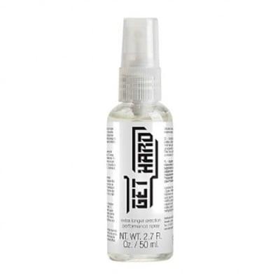 Delay spray GET HARD 50 ml. / Задържащ спрей за мъже GET HARD 50 мл.