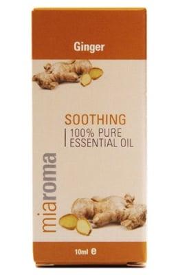 Ginger essential oil 10 ml MIAROMA / Етерично масло от Джинджифил 10 мл. MIAROMA