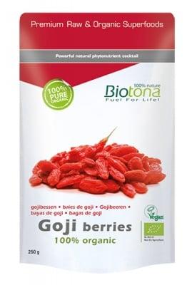 Biotоna Goji berries 250 g / Биотона Био годжи бери 250 гр.