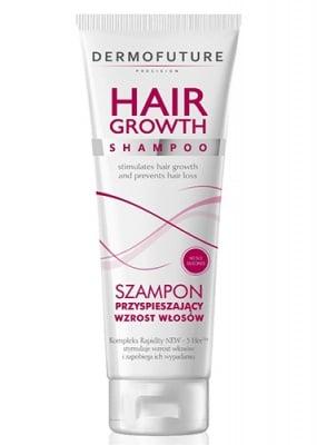 Dermofuture hair growth shampoo for women 200 ml. / Дермофючър шампоан против косопад за жени 200 мл.