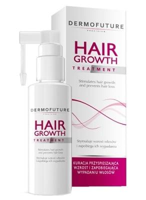 Dermofuture hair growth serum for women 30 ml. / Дермофючър серум против косопад за жени 30 мл.