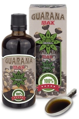 Guarana MAX extract 100 ml. Cvetita / Гуарана МАКС екстракт 100 мл. Цветита