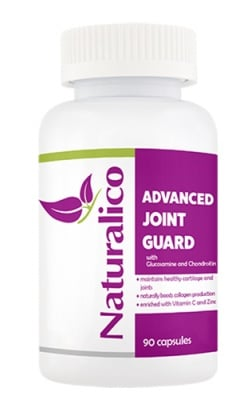 Naturalico advanced joint guard 90 capsules / Натуралико Джойнт гард 90 капсули