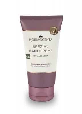 Hormocenta special hand cream with aloe vera 75 ml / Хормоцента специален крем за ръце с алое вера за суха и зряла кожа 75 мл