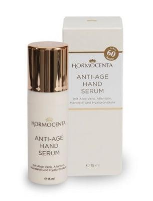 Hormocenta anti- age hand serum 15 ml / Хормоцента анти- ейдж серум за ръце за суха и зряла кожа 15 мл