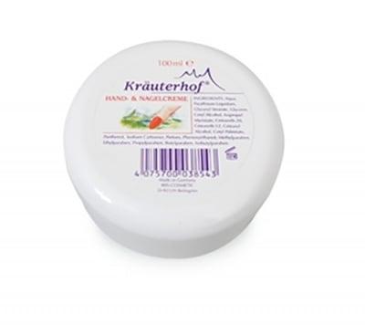 Hands and Nail Cream 100 ml. Asam / Асам Крем за Ръце и Нокти 100 мл.