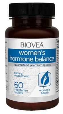 Biovea Women`s hormone balance 60 tablets / Биовеа Хормонален баланс 60 таблетки