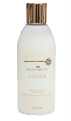 Hormocenta Shower cream Heritage 300 ml. / Хормоцента душ крем Наследство за суха кожа 300 мл.