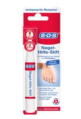 S. O. S. pen nail fungi 4 ml. / С.О.С. Писалка против гъбички по ноктите 4 мл.