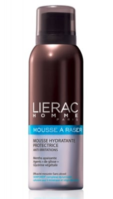Lierac Homme shaving foam 150 ml / Лиерак Пяна за бръснене 150 мл.