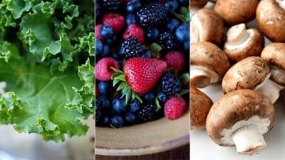 Десет храни, които се борят с депресията