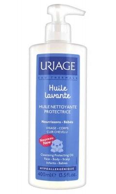 Uriage LAVANTE Cleansing protective oil for babies 400 ml / Уриаж LAVANTE Измиващо защитно гел олио за бебета 400 мл.
