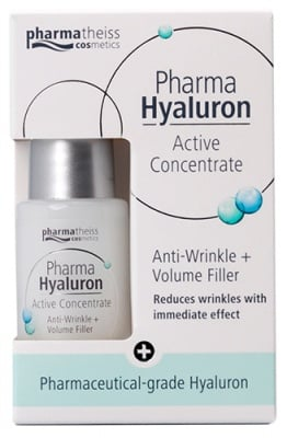 Pharma Hyaluron filler volume concentrate 13 ml. / Фарма Хиалурон обемен филър концентрат 13 мл.