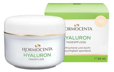 Hormocenta Hyaluron cream 50 ml. / Хормоцента Крем за лице с Хиалурон за зряла и суха кожа 50 мл.