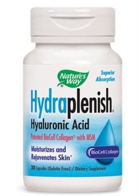 Hydraplenish + MSM 750 mg 30 capsules Nature's Way / Хидраплениш + МСМ 750 мг. 30 капсули Nature's Way