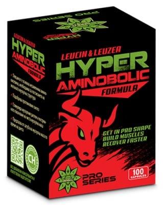 Hyper Aminobolic 100 capsules / Хипер Аминоболик 100 капсули